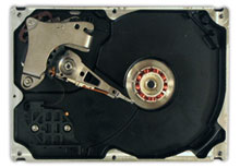 hard drive picture